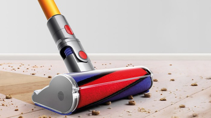 Dyson V6 Animal Cord Free Vacuum on Floor