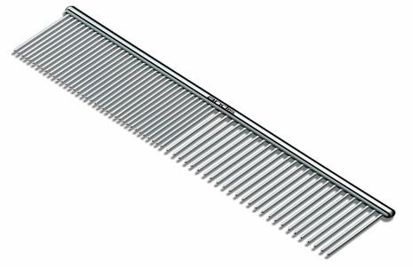 Andis Pet Steel Grooming Comb