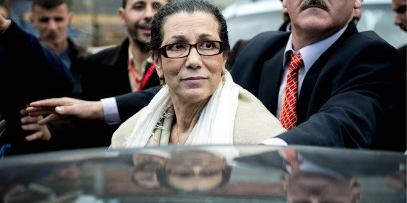 Prisão de Louisa Hanoune, Secretária Geral do PT da Argélia