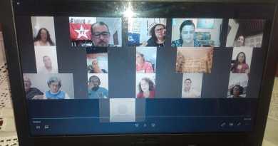 Sarau virtual do DAP Conquista