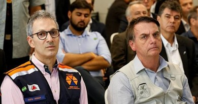 Zema e Bolsonaro