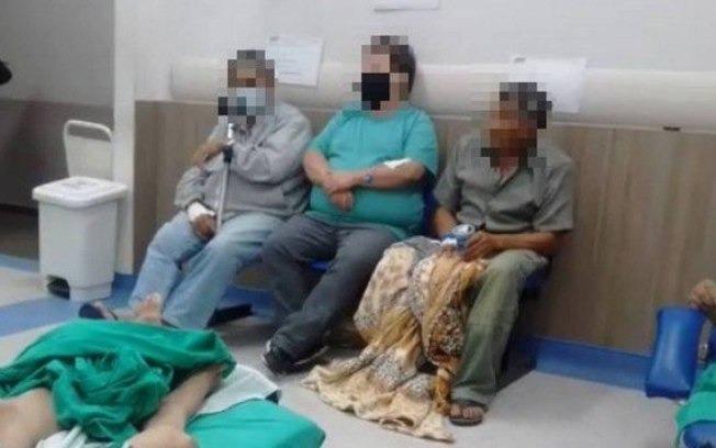 pacientes aguardam leitos no RJ
