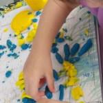Peindre, modeler, manipuler: pâte à modeler