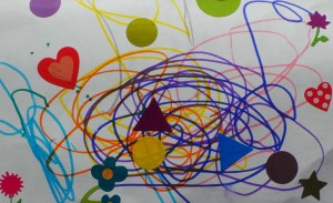 Activités manuelles-dessin-et-gommettes-2