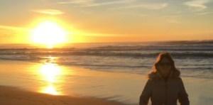 Plages Grand Crohot coucher de soleil 2