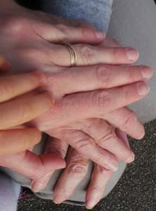Bonheur: quatre générations