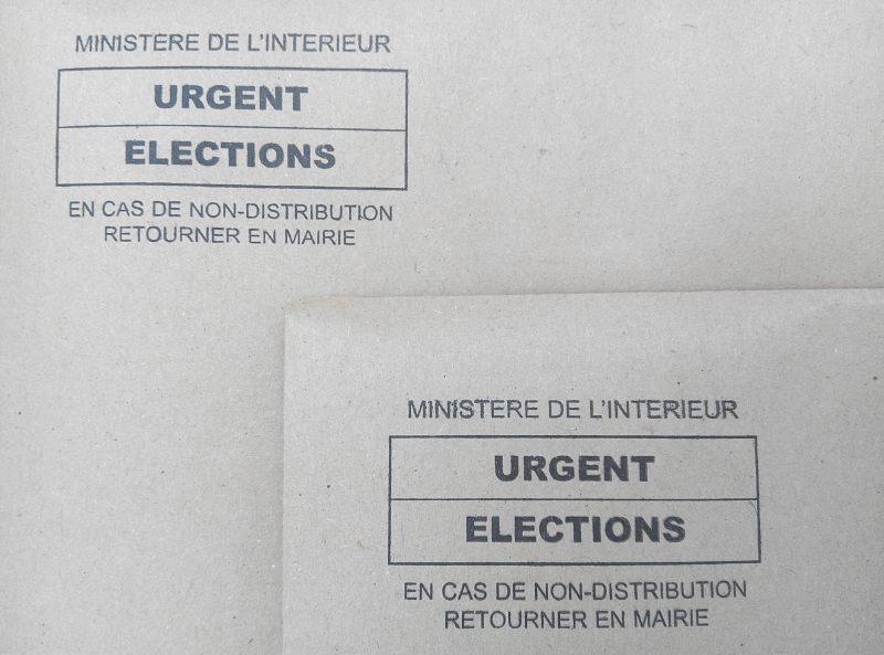 Urgent élection