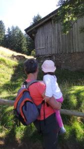 Chamonix, parc de Merlet, on recherche les animaux