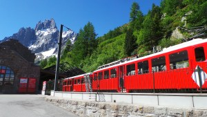 Chamonix, le Petit Train