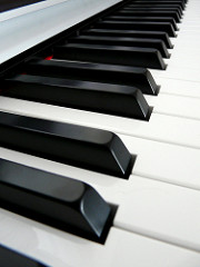 Spectacle piano