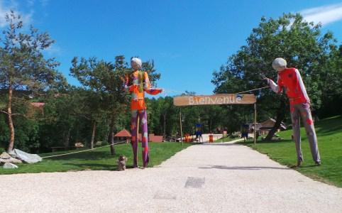 Promenades Parc des Epouvantails