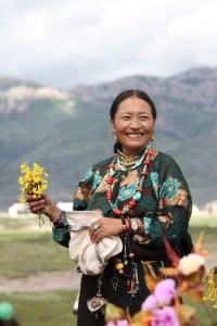 Education femme Tibet
