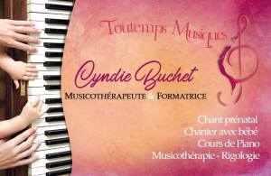 Toutemps Musiques Cyndie, musique, musicothérapie