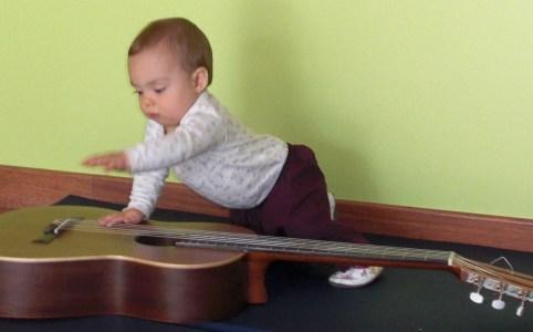 Chanter avec Bébé