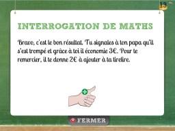Dilemme Junior : maths