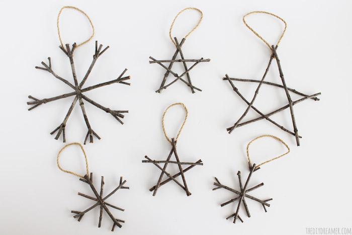 rustic-twig-Christmas-ornaments