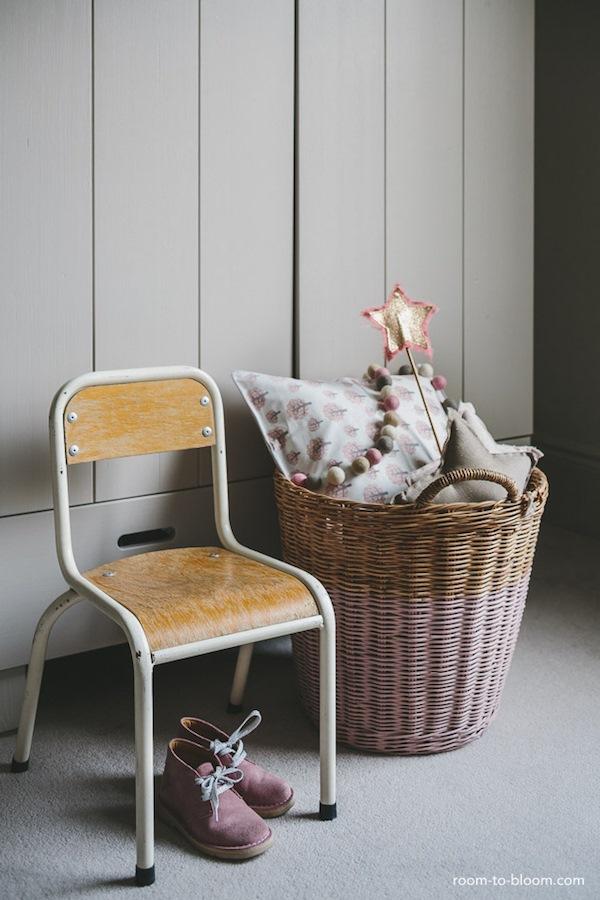 grey girls bedroom interior design charlotte12