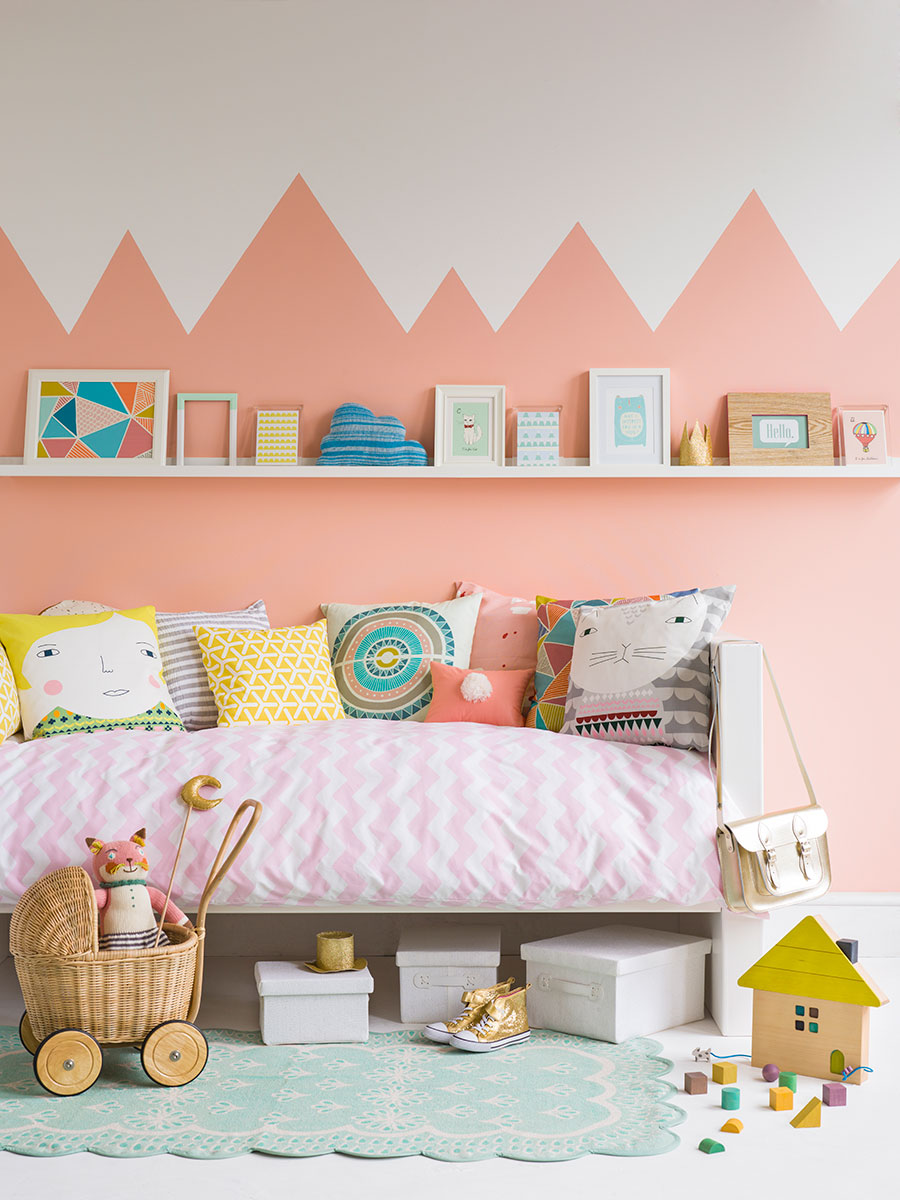 Refresh your Walls with just a Pot of Paint - Petit & Small on Room Painting id=22554