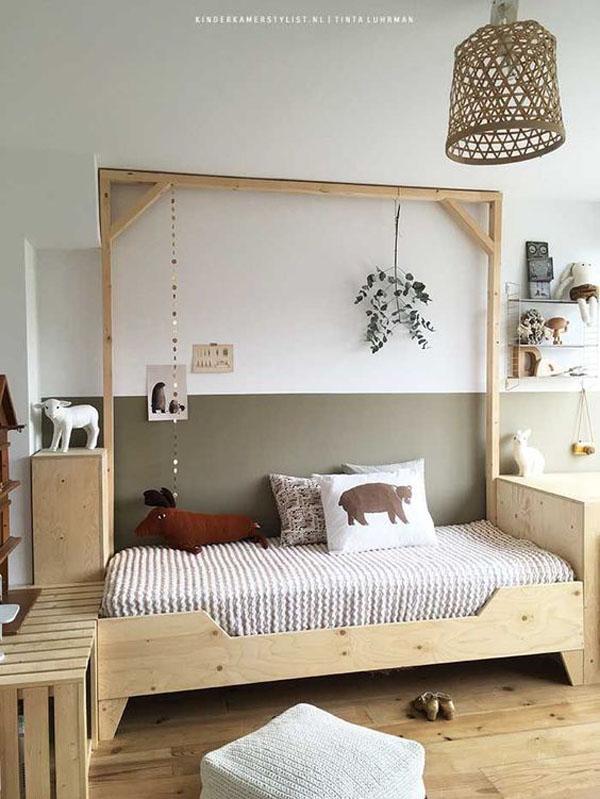 7 amazing kids wooden beds petit small