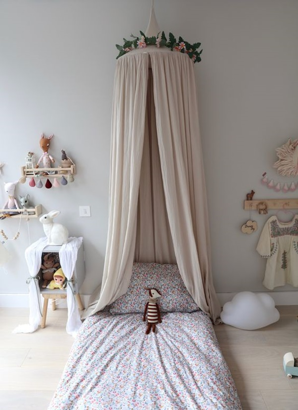 kids canopy beds to shelter petit