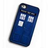 Doctor Who: Capa para iPhone e iPad