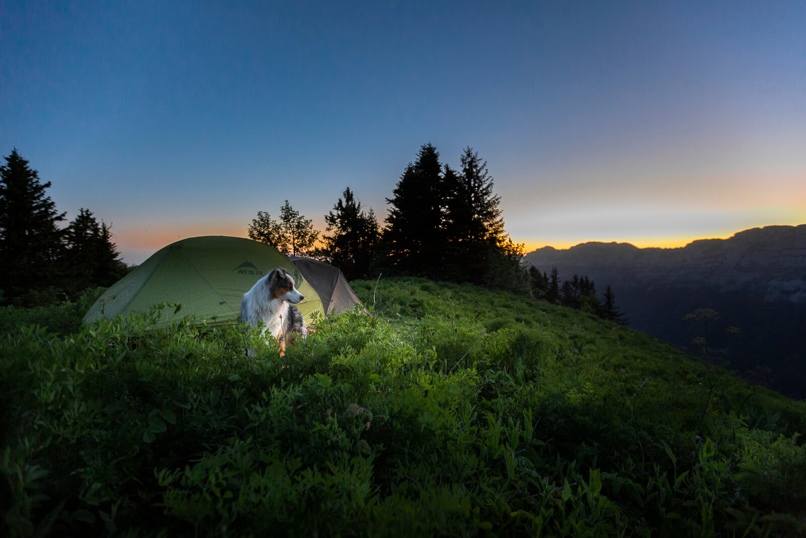 Tentes de bivouac MSR - Matériel de randonnée bivouac en famille