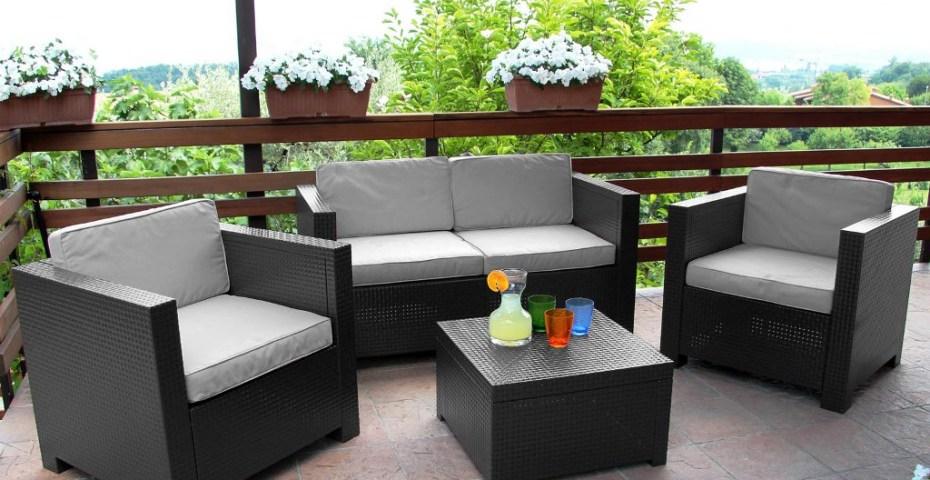 canape palette balcon