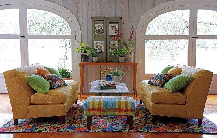 Canapé En Palettes De Bois