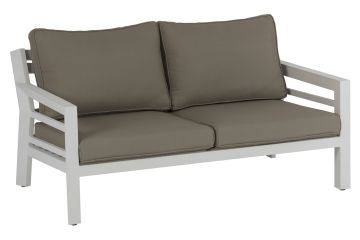 Canape De Jardin Aluminium