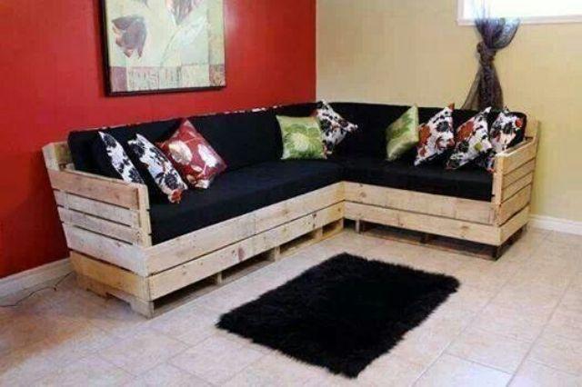 matelas pour canapé en palette