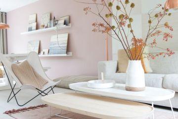 canapé palette avec dossier