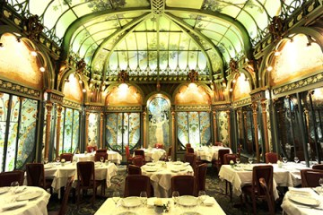 Restaurant Romantique Paris