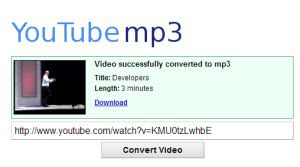 Convertisseur Youtube Mp3 Gratuit