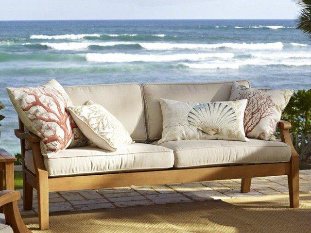 canap jardin bois canap palettes. Black Bedroom Furniture Sets. Home Design Ideas
