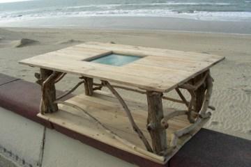 construire une table en bois