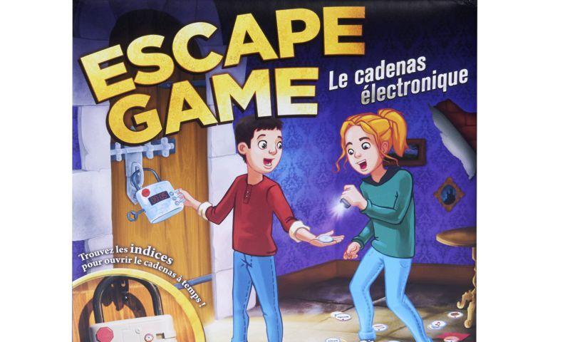jouet escape game