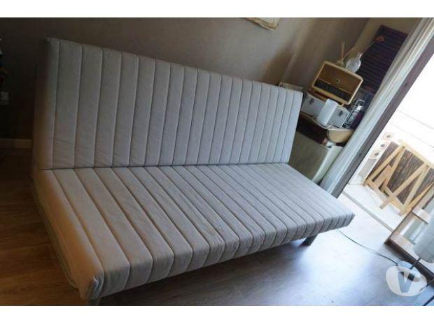 Banquette Clic Clac Ikea - Canapé Palettes.