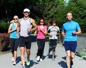 course à pied entrainement pour progresser