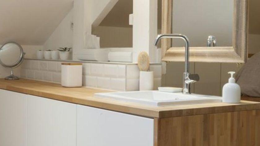 photo salle de bain moderne avec douche