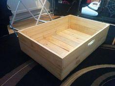 idee palette de bois
