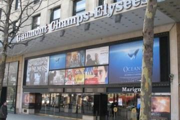 cinema gaumont champs elysées
