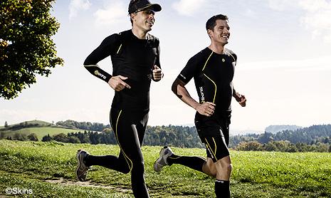 chaussure running homme en destockage