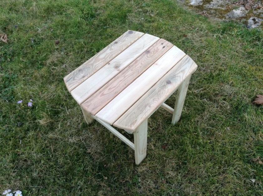 acheter table basse palette