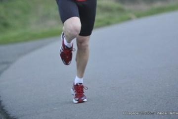 comment reprendre la course après un arrêt