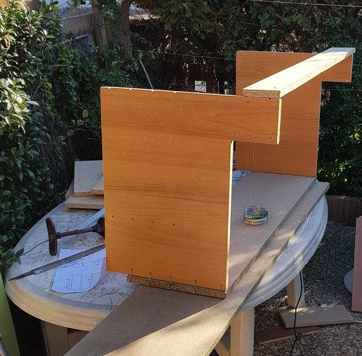 taille d'une palette en bois