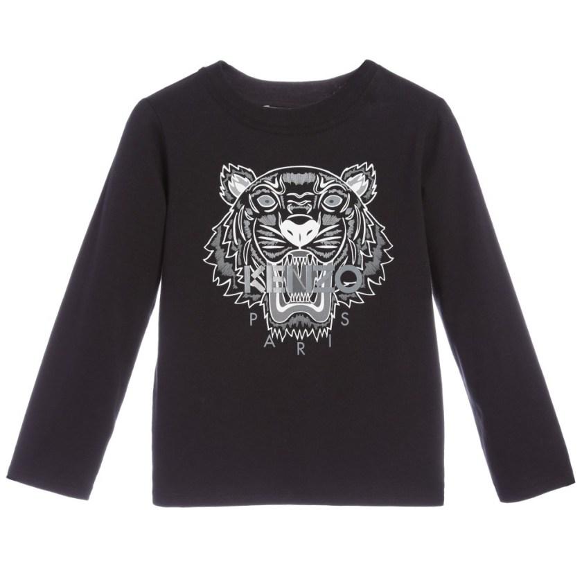 kenzo t shirt tigre