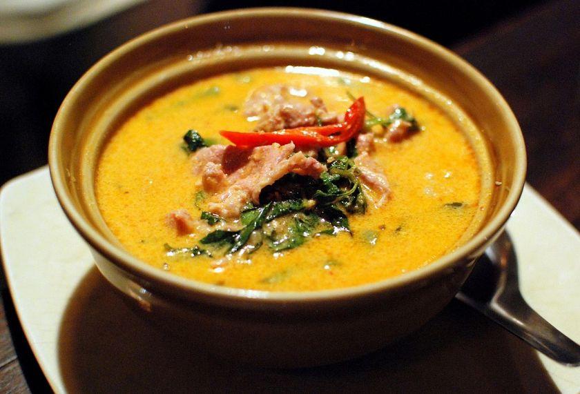 sauce au curry pour poisson