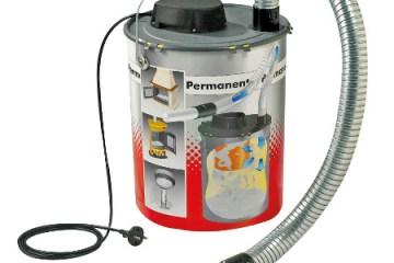 aspirateur eau poussiere