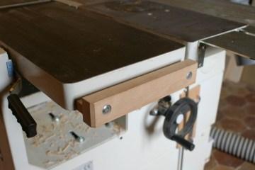 machine à bois combinée