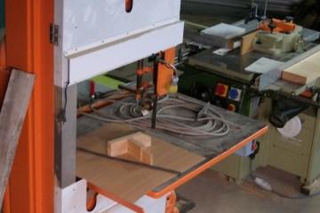 scie a ruban bois professionnel